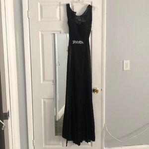 Black prom/homecoming dress